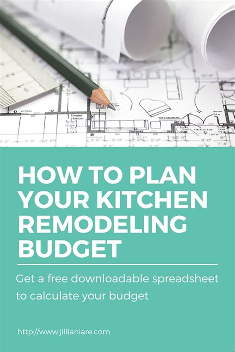 how to get a free kitchen makeover how to determine your kitchen remodeling budget jillian lare 9406