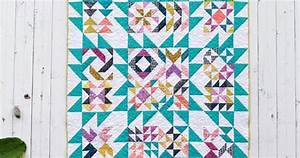 Fvx Chart In Color Order Patchwork Essentials Blockade Quilt