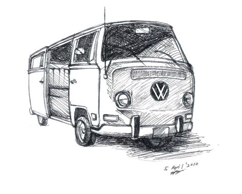volkswagen bus drawing 70 vw beetle rod engine 70 free engine image for