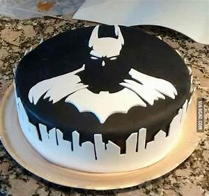 batman cake could cut fondant on silhouette or sugar With batman template for cake