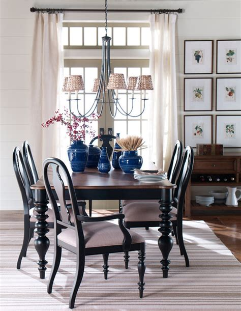 Ethan Allen Dining Room Set Vintage by Dining Rooms Traditional Dining Room Other Metro