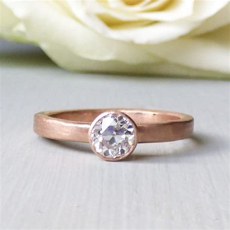 alternative and ethical engagement and wedding rings