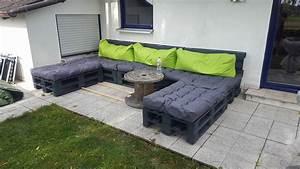 Paletten Lounge Anleitung : gartenm bel selber bauen aus paletten anleitung ~ Whattoseeinmadrid.com Haus und Dekorationen