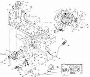 Wiring Diagram  12 Craftsman Riding Lawn Mower Drive Belt