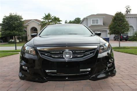 repair anti lock braking 2012 honda accord navigation system find used 2012 honda accord ex l coupe 2 door 3 5l with navigation hfp package in land o