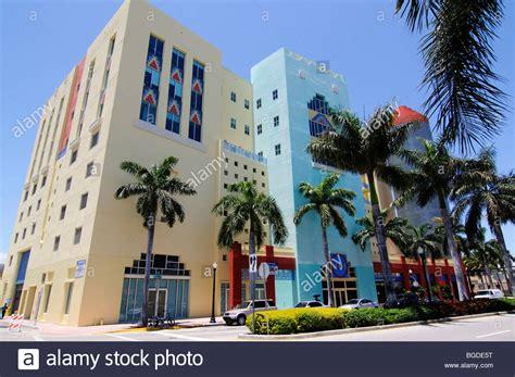 404 building miami south deco district florida usa stock photo royalty free image