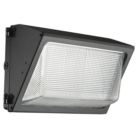 integrated led outdoor lighting lithonia lighting bronze outdoor integrated led 5000k wall