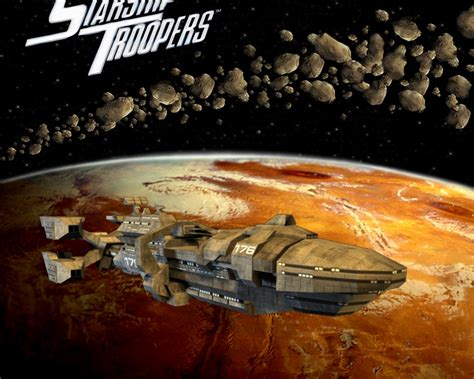 starship troopers wallpapers  starship troopers