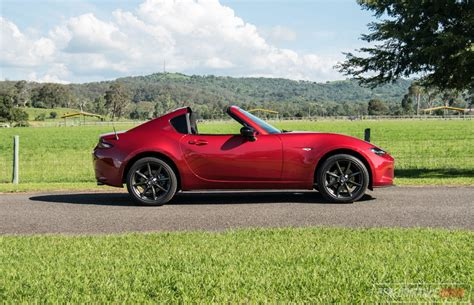 2017 Mazda Mx5 Rf Review (video) Performancedrive
