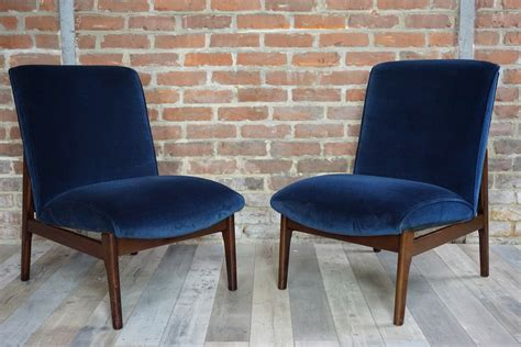 Pair Of Vintage Armchairs For Parker- Knoll