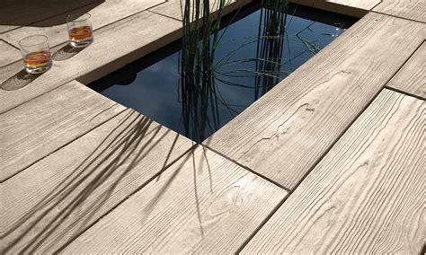 terrassenplatten in holzoptik terrassenplatten in holzoptik lithonplus
