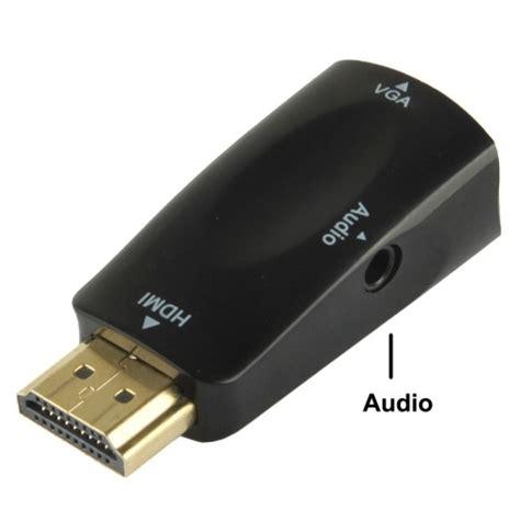 proyektor hdmi adapter dari hdmi ke vga bisa berfungsi sebagai audio