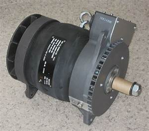 New Niehoff 28v 280a High Output Cummins Alternator  Generator 10654884
