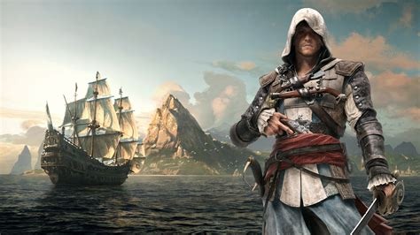 Black flag and download freely everything you like! Ac4 Black Flag Wallpaper (81+ images)