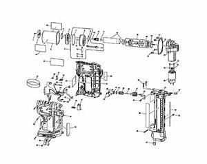 Ryobi P360 Parts List