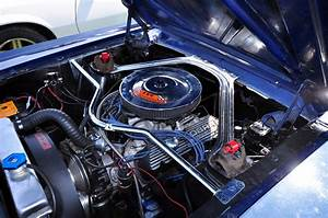 Ford Mustang 289 Engine