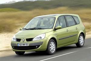 Renault Scenic 2007 : renault grand scenic 2 1 9 dci 130 renault fiche technique ~ Gottalentnigeria.com Avis de Voitures
