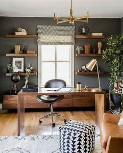 40, , cozy, home, office, design, ideas, to, make, you, comfortable, at, work