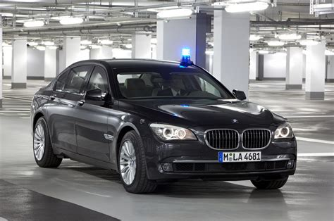 bmw  series high security top speed