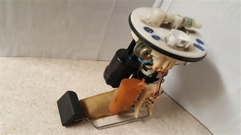 Toyota Camry Fuel Pump Assembly With Sending