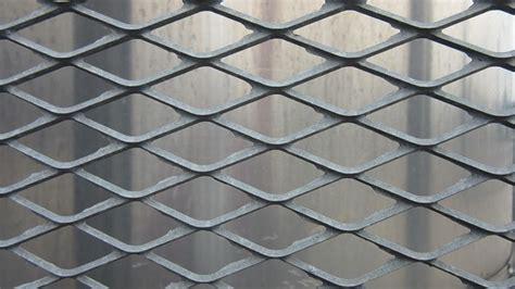 photo grid metal drawn steel grid  image