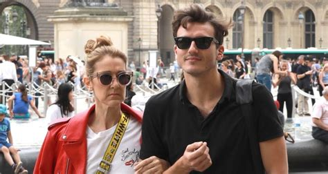 Celine Dion Happy With Pepe Munoz