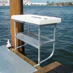 Dock Fish Cleaning Table With Sink post up your dock and fish cleaning station pics the
