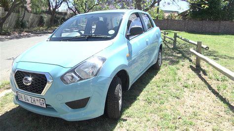 Datsun Go Plus Review, Test Drive