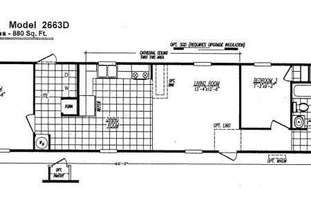 amazing  mobile home floor plan  home plans design