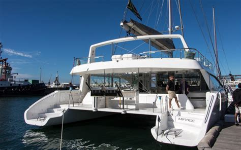 Mirage Catamaran Cape Town by Sunset Charters Cape Town V A Waterfront Luxury Yacht