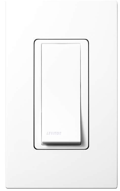 leviton wss0s p0w wireless self powered remote switch