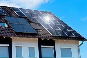 Solaranlage Dach Kosten : solaranlage und kollektoren auf dach ~ Orissabook.com Haus und Dekorationen
