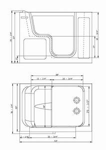 Bathtubs With Door Walk In Tubs