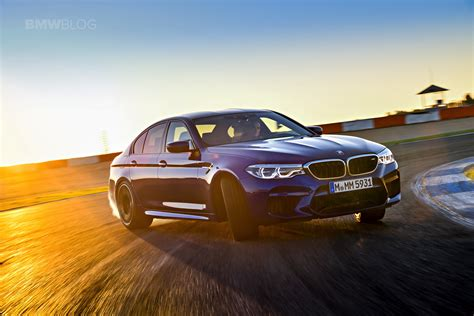 first bmw first drive the 2018 bmw m5 bmwfiend