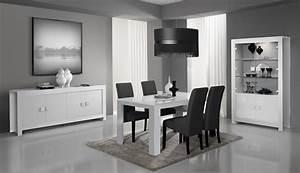 Salle a manger moderne design inspirations avec salle a for Salle À manger contemporaine avec salle À manger complà te soldes