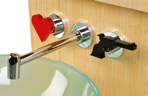 Unique Kitchen Faucet by 15 Beautiful And Unique Kitchen Faucets Home Design Lover
