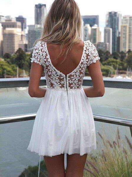 robe blanche courte boheme robe blanche chic et boheme