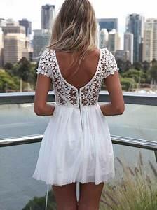 robe blanche chic et boheme With robe blanche dentelle boheme