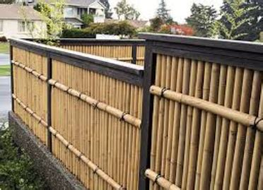 Bamboo Garden Henrietta Ny by Bamboo Rolled Fencing At Rs 100 Square Bamboo Rail