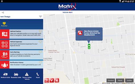 matrix internet tracking apps  google play