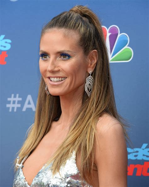 Heidi Klum America Got Talent Event