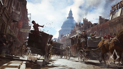 Recreating Victorian London For Assassin's Creed Syndicate