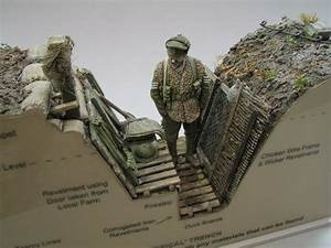 Web News System  The Ideal World War I British Trench