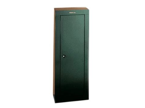 Stack On Security Cabinet 8 Gun by Stack On Security Cabinet 8 Gun Green