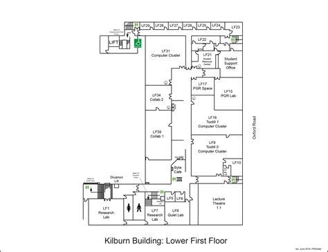 Floorplans (school Of Computer Science