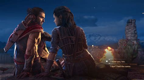 Assassin's Creed Odyssey Will Have Romance And Dialogue