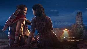 Assassin's Creed Odyssey will have romance and dialogue ...