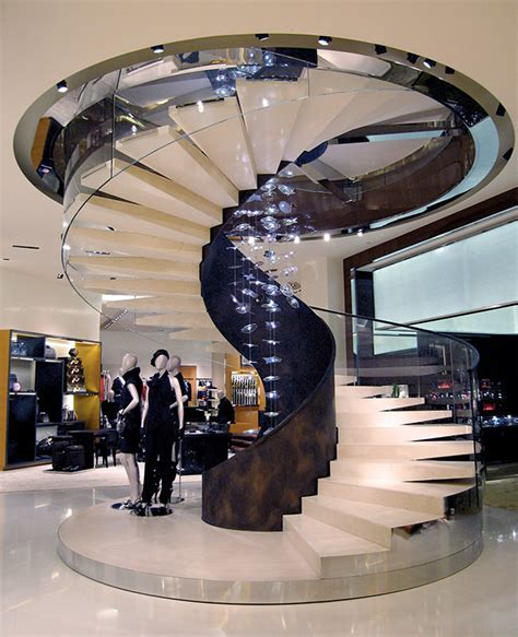 Louis Vuitton Ngee Ann City Staircase   Front Inc.