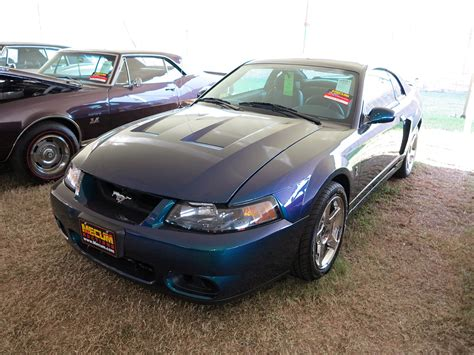 Mustang Cobra : 2004 Ford Mustang Svt Cobra Mystichrome