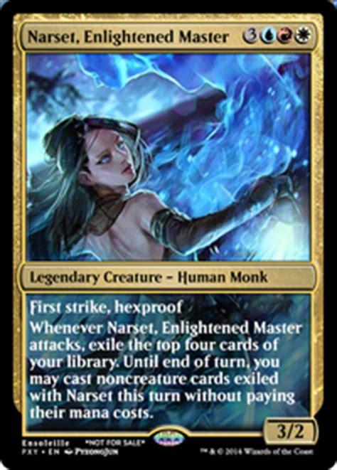 master of cruelties deck ideas narset s wrecking turn commander edh mtg deck
